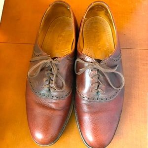 Vintage Cole Haan Leather Shoes size 10.5
